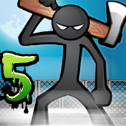 Anger of stick 5 : zombie v1.1.28