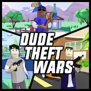 Dude Theft Wars: Open World Sandbox Simulator BETA v0.87in