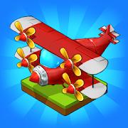 Merge Plane — Click & Idle Tycoon v1.19.2
