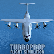 Turboprop Flight Simulator 3D v1.25.3