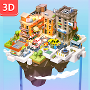 Hidden Object 3D Diorama Puzzle